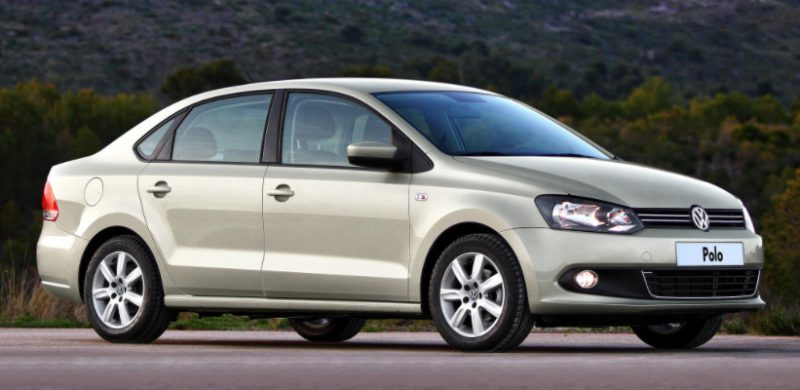 Тест драйв Volkswagen Polo sedan 2015-2017